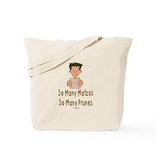So Many Matzos Passover Tote Bag