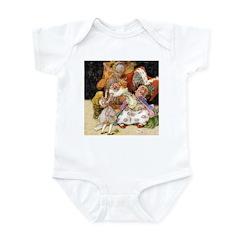 THE DUCHESS LOSES CONTROL Infant Bodysuit