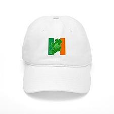 irish flag land flame Baseball Cap