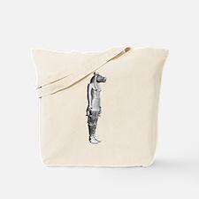 Lost - statue Tote Bag