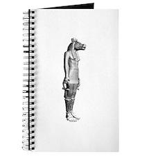 Lost - statue Journal
