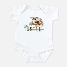 Box Turtle Cool Tee Infant Bodysuit