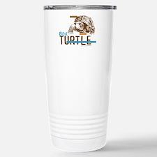 Box Turtle Cool Tee Travel Mug