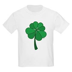4 leaf clover - T-Shirt