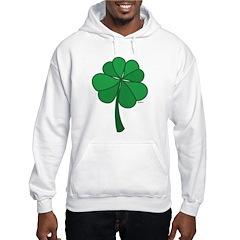 4 leaf clover - Hoodie