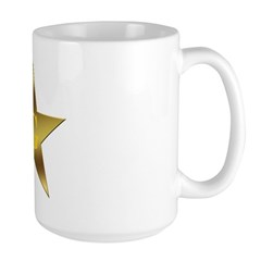 Masonic Blazing Star Mug