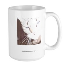 Morning Kitteh Mug