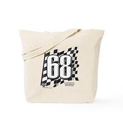 Flag No. 68 Tote Bag
