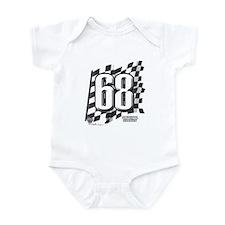 Flag No. 68 Infant Bodysuit