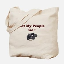 Let People Go Passover Tote Bag