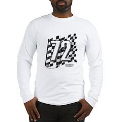 Flag No. 72 Long Sleeve T-Shirt