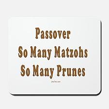 Matzohs Passover Mousepad