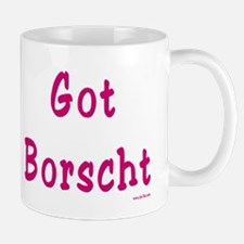 Got Borscht Passover Mug