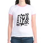 Flag No. 62 Jr. Ringer T-Shirt
