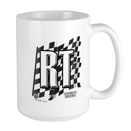 Flag No. RT Large Mug