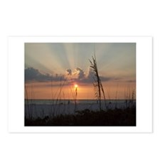 Ocean Sunset Postcards (Package of 8)