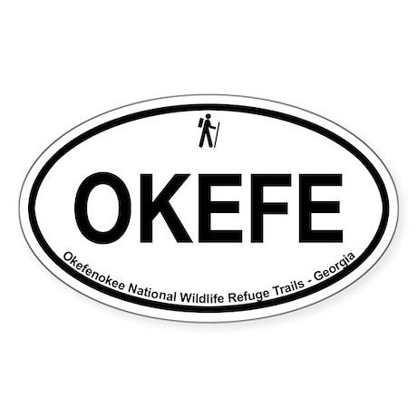 Okefenokee National Wildlife Refuge Trails