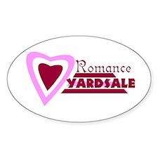 Romance Yardsale Decal