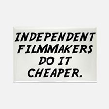 Indie Film Rectangle Magnet