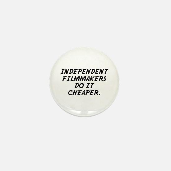 Indie Film Mini Button
