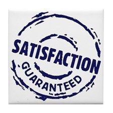 Satisfaction Tile Coaster