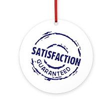 Satisfaction Ornament (Round)