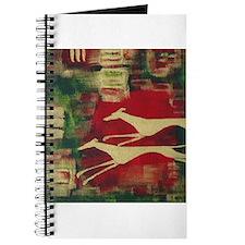 Red/Gold Greyts Journal