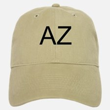 AZ - ARIZONA Baseball Baseball Cap