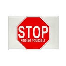 STOP Kidding Yourself - Anti-Valentines Day Recta