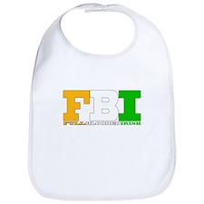 FBI FULL BLOODED IRISH Bib