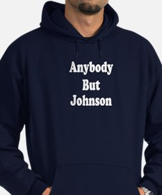 Anybody But Johnson Hoodie