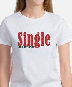 Single - Vintage Red Women's T-Shirt