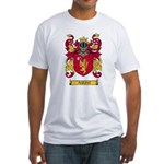 Aalund Coat of Arms / Aalund  Fitted T-Shirt