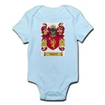 Aalund Coat of Arms / Aalund  Infant Creeper