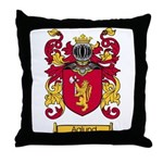 Aalund Coat of Arms / Aalund  Throw Pillow