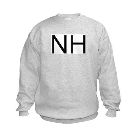 NH - NEW HAMPSHIRE Kids Sweatshirt