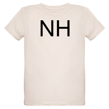 NH - NEW HAMPSHIRE Organic Kids T-Shirt