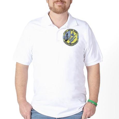 USS NORTON SOUND Golf Shirt