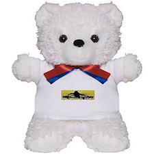 Cute Djs Teddy Bear