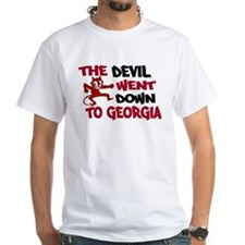 The Devil Went Down to Georgi Shirt