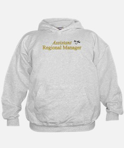 Assistant (to the) Regional M Hoodie