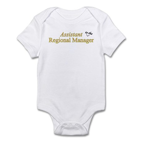 Assistant (to the) Regional M Infant Bodysuit
