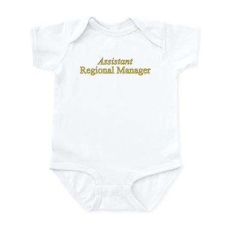 Assistant Regional Manager Infant Bodysuit