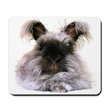 Hello Bunny rabbit Mousepad