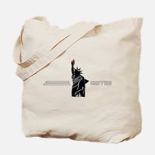 Griffiss AFB Tote Bag
