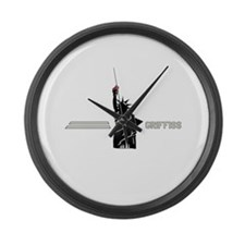 Griffiss AFB Large Wall Clock