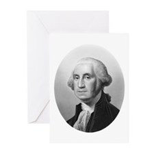 George Washington Greeting Cards (Pk of 20)