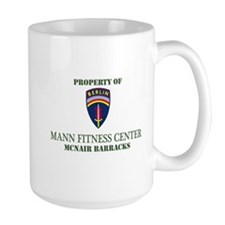 BBDE Mann Fitness Ctr Mug