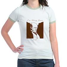 Henry James Ringer T-Shirt