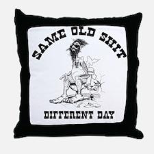 SOSDD Throw Pillow